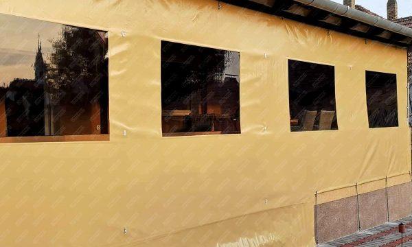 Ponyvakészítés, ponyvagyártás PVC ponyva készítése, javítása