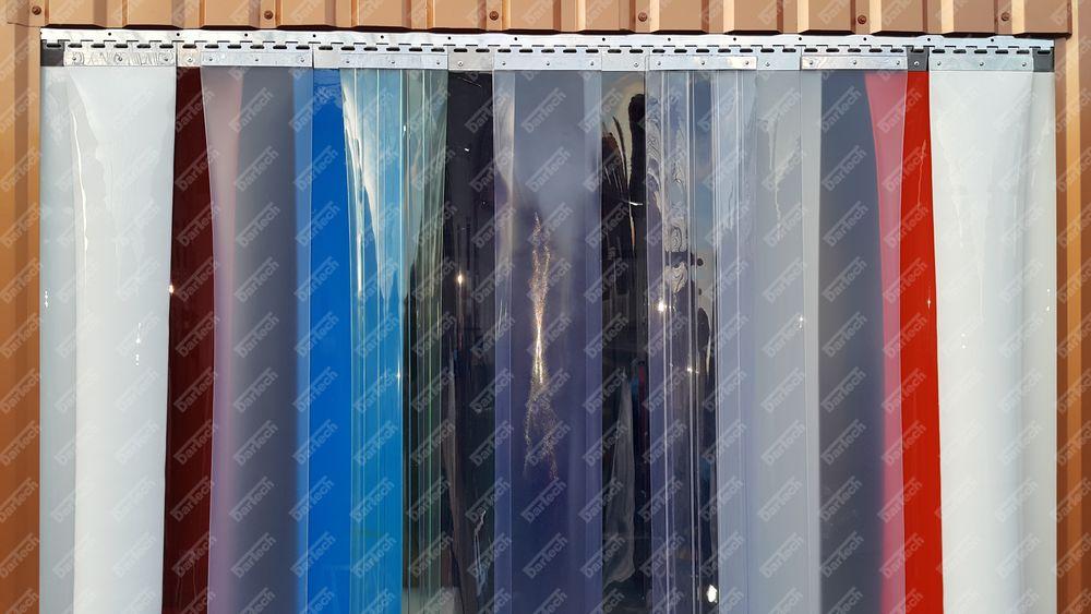 Szalagfüggönyök, hőfüggönyök gyártása