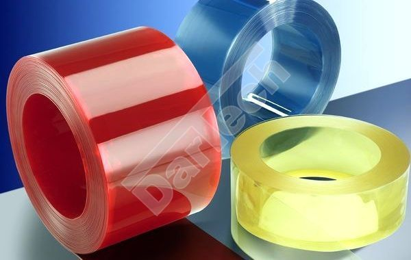 PVC szalagok és lemezek